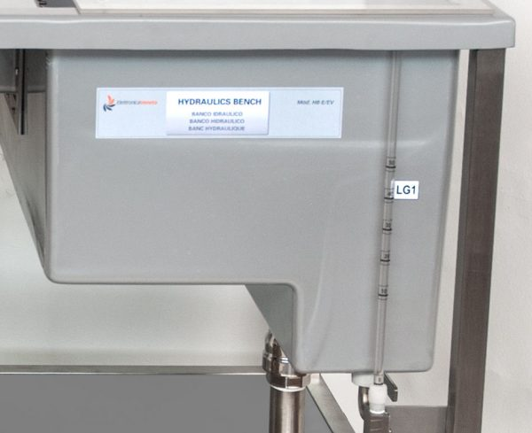 HB-2/EV - Vasca per misure volumetriche